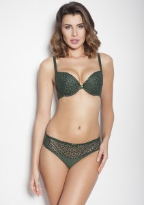 Samanta  Daisy A330 push-up zielony